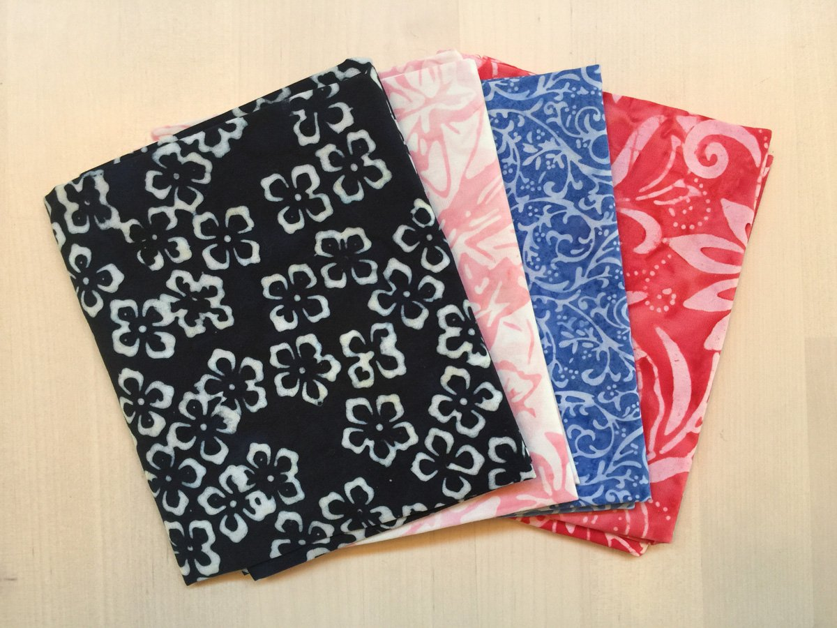 Batik FQ Pack - 4