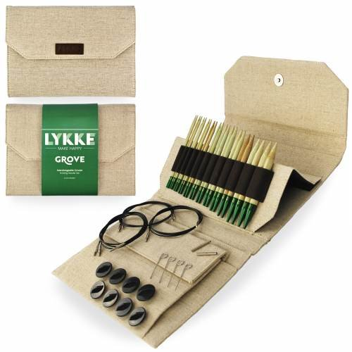 LYKKE Grove 5 Interchangeable Needle Set