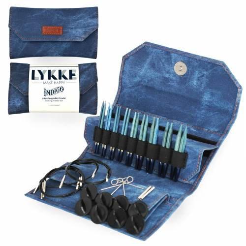 LYKKE Indigo 3.5 Interchangeable Needle Set