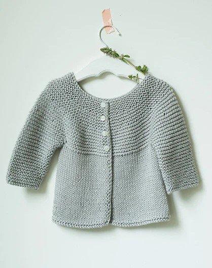 Little Willet knitting pattern
