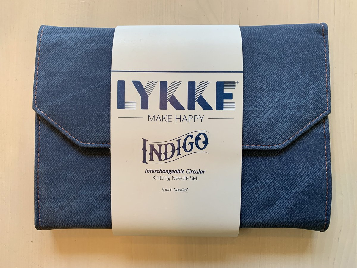 LYKKE Indigo 5 Interchangeable Needle Set