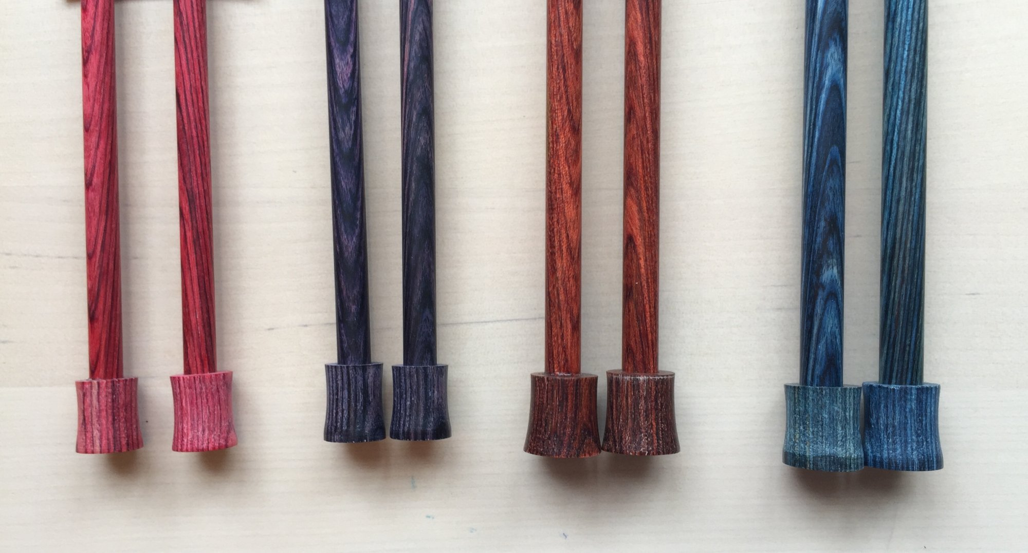 Dreamz 14 Straight Knitting Needles