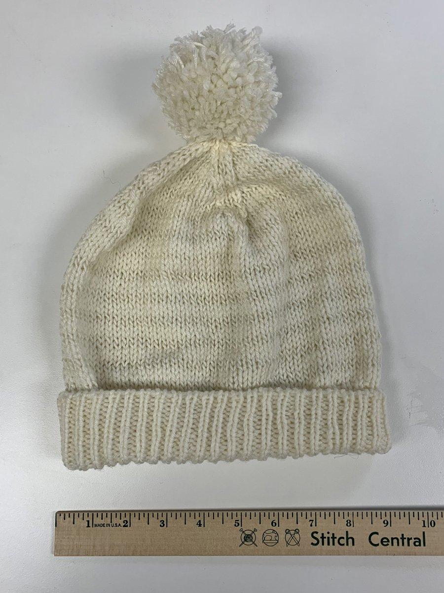 White on White Hat