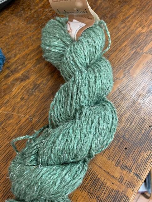 Fibra Natura Llamalini 40% Llama/25% Linen/35% Silk