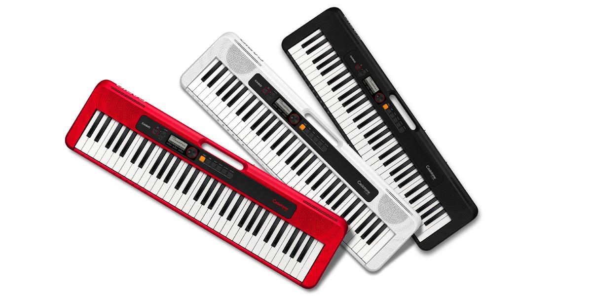 Casio Pianos - CasioTone - CS200