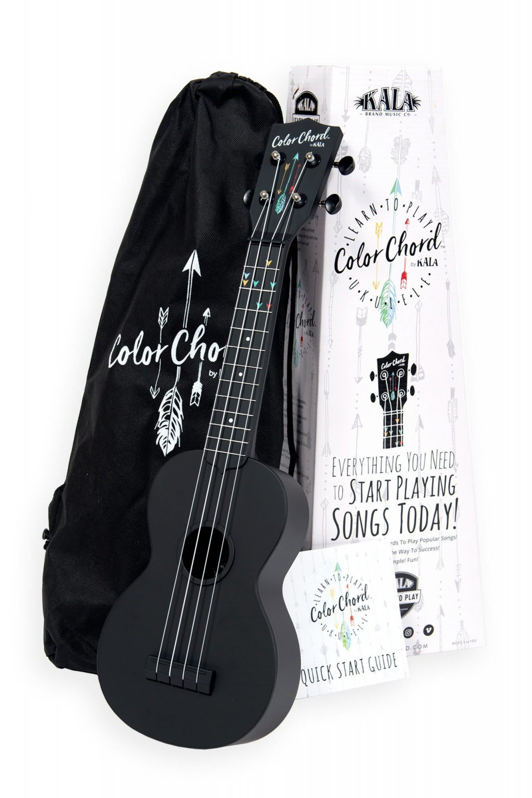Kala - Learn To Play - Color Chord - Soprano
