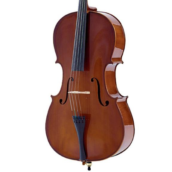 Palatino - Antonious Student Outfit - 1/2 Solid Neck Cello