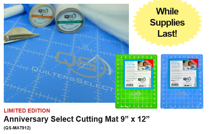 Quilters Select Mats