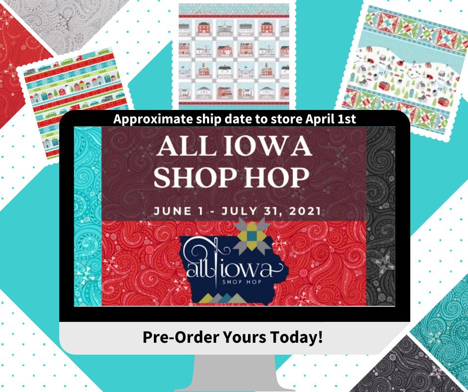 All Iowa Shop Hop Magazine: 2021