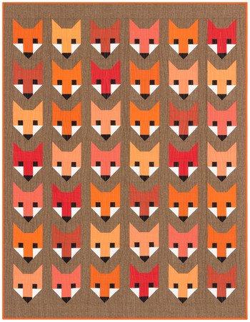 Fancy Fox w/ Plush Fox Toy