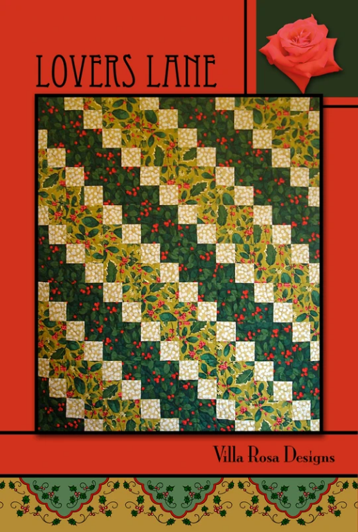 It's Sew Tempting w/ Love Collection: Lovers Lane (48 x 54)