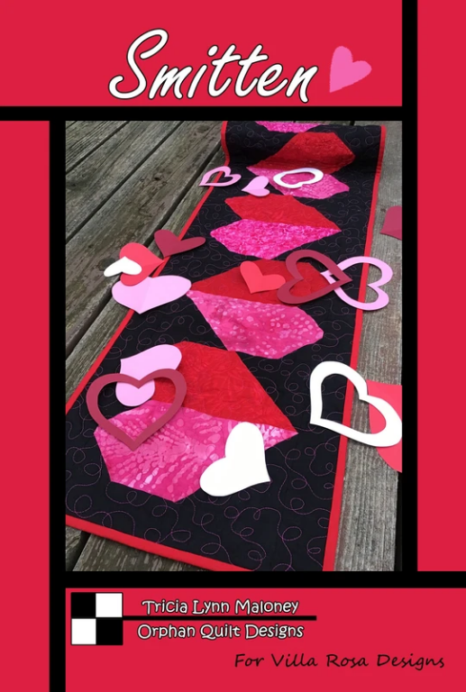 It's Sew Tempting w/ Love Collection: Smitten (13 x 49)
