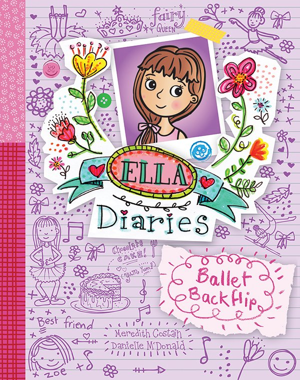 Ballet Backflip (Book 2)