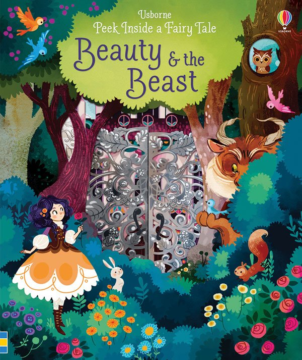 Peek Inside a Fairy Tale: Beauty and the Beast