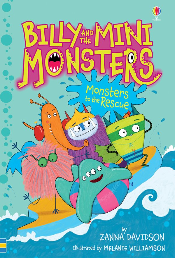 Billy and the Mini Monsters: Monsters to the Rescue