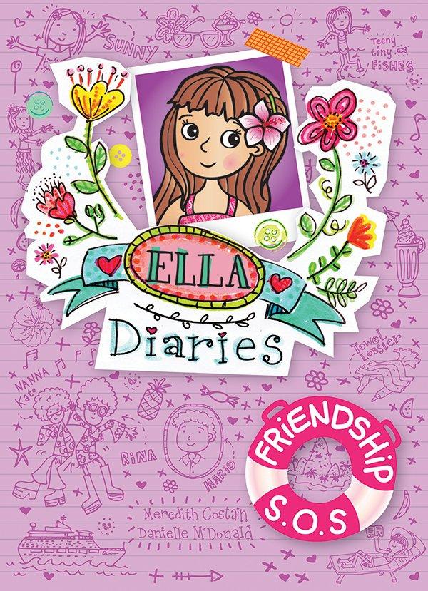Ella Diaries: Friendship S.O.S. (Book 8)