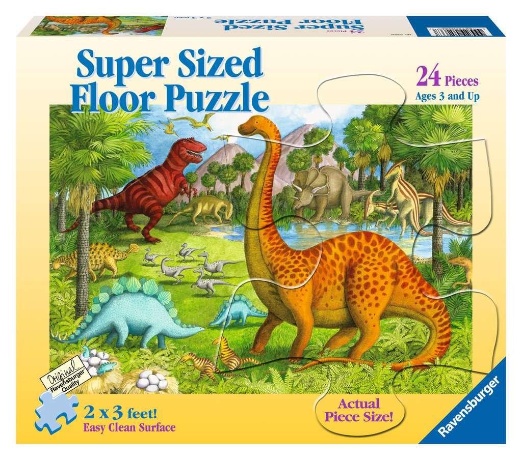 Dinosaur Pals 24pc Floor Puzzle