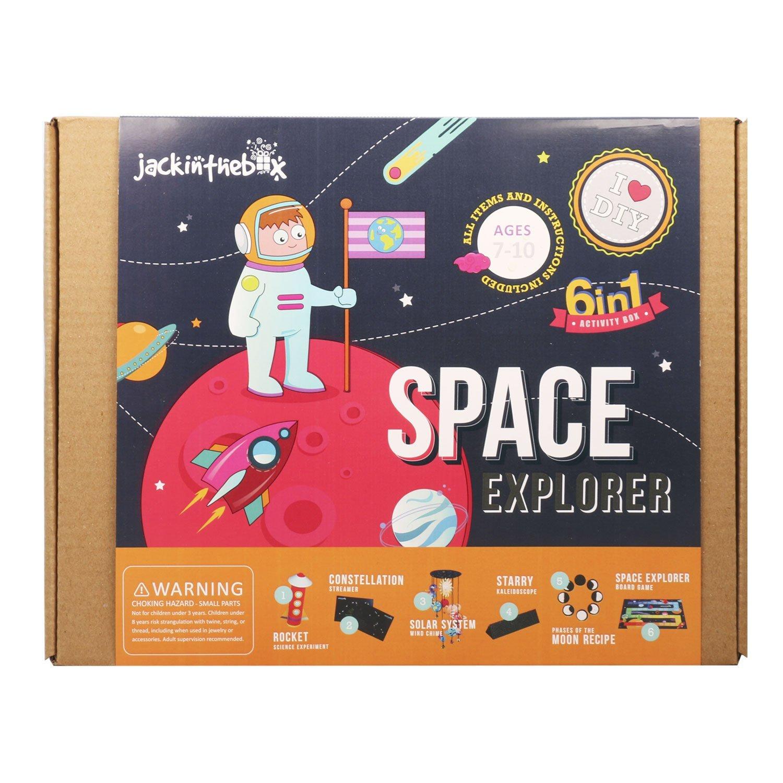 Jack In The Box 6-in-1 Space Explorer Kit