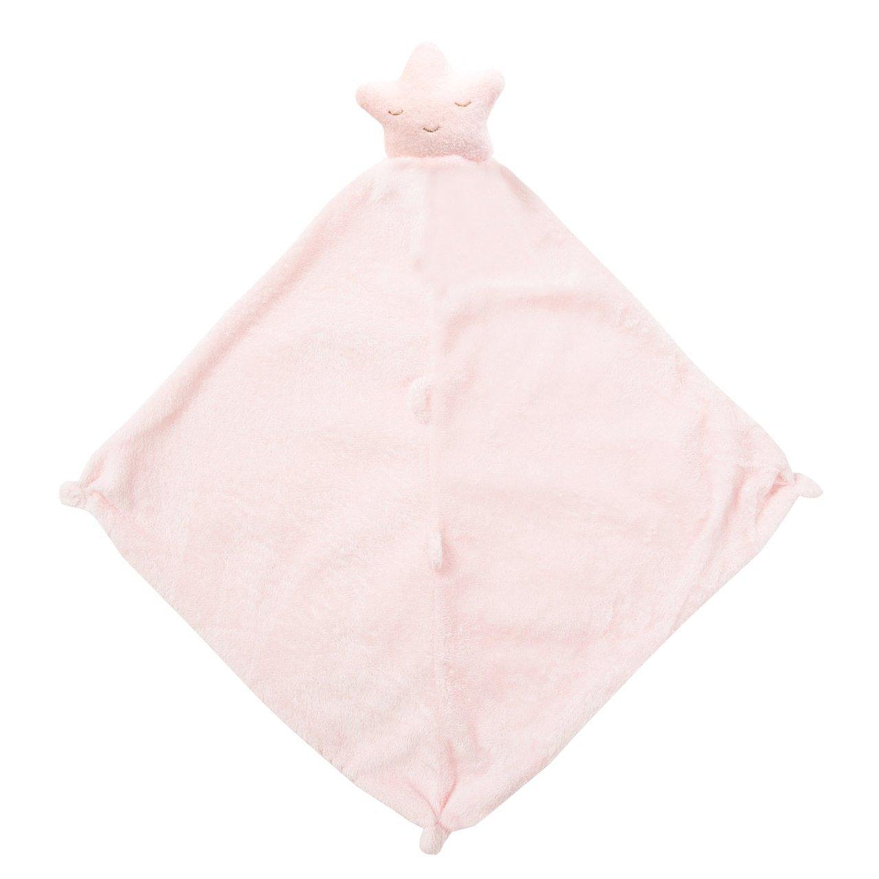 Angel Dear Pink Star Blankie