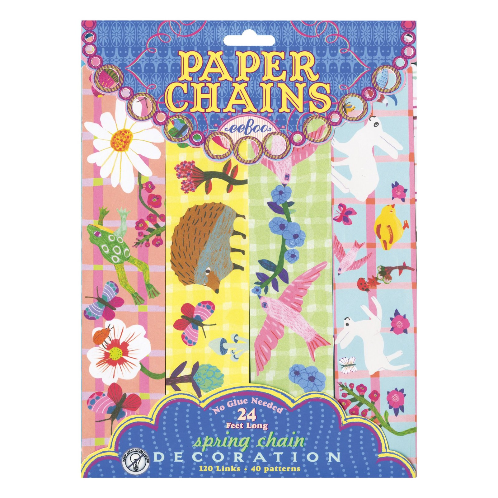 Daisy Paper Chains