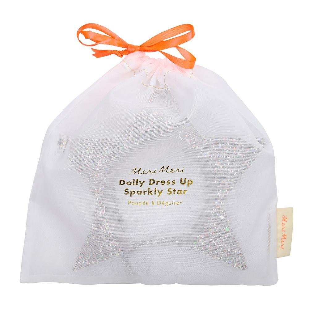 Star Headdress & Cape Dolly Dress-Up Kit