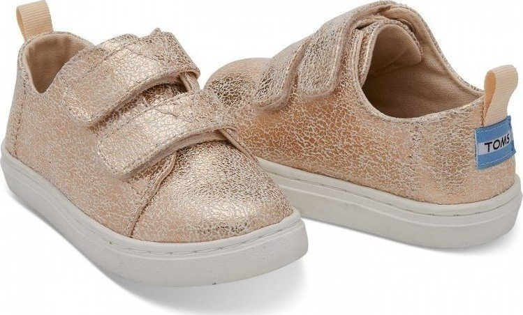 TOMS Rose Gold Lenny Sneaker