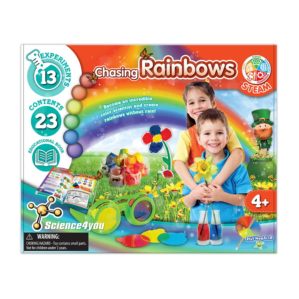 Science 4 You: Chasing Rainbows