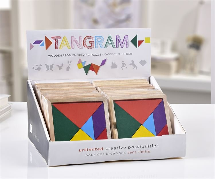 Giftcraft Tangram Puzzle
