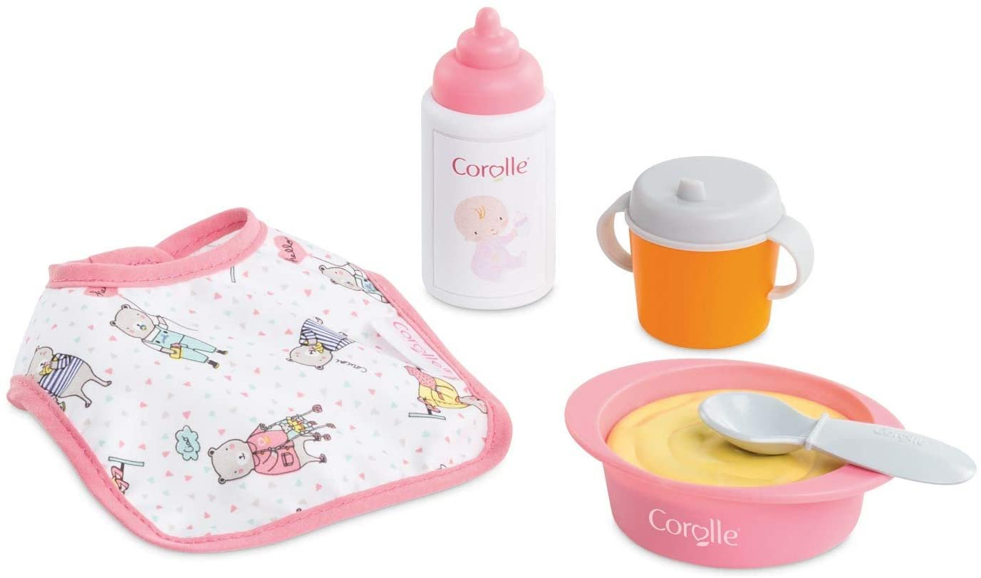 Corolle Mealtime Set for 12 Dolls
