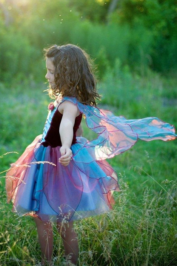 Fairy Blossom Dress