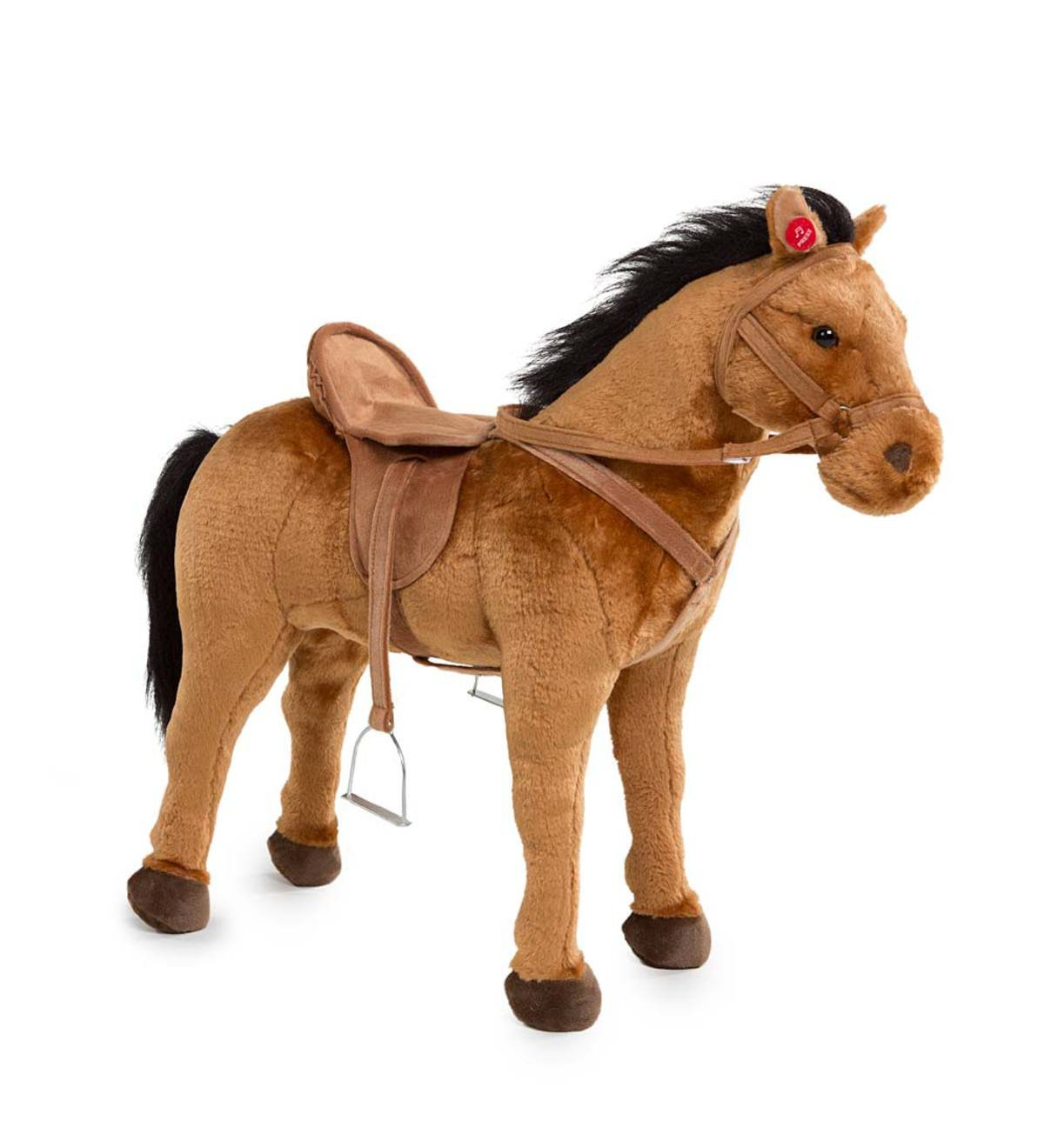 Sit-On Horse with Sound