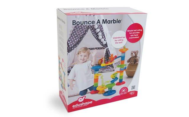 Bounce A Marble Racetracks