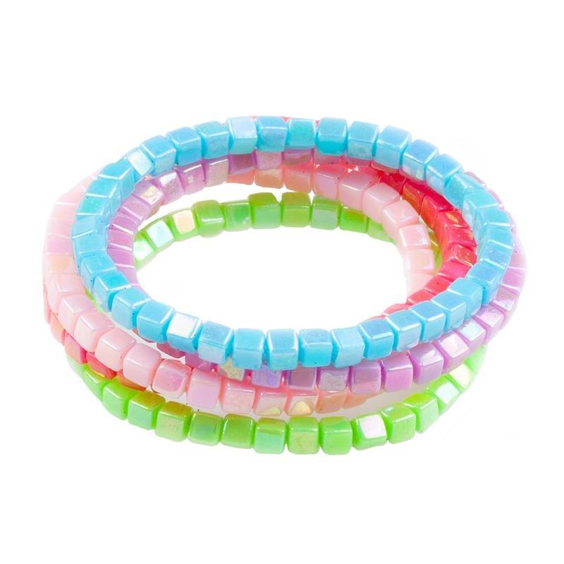 Tints Tones Rainbow Bracelet Set
