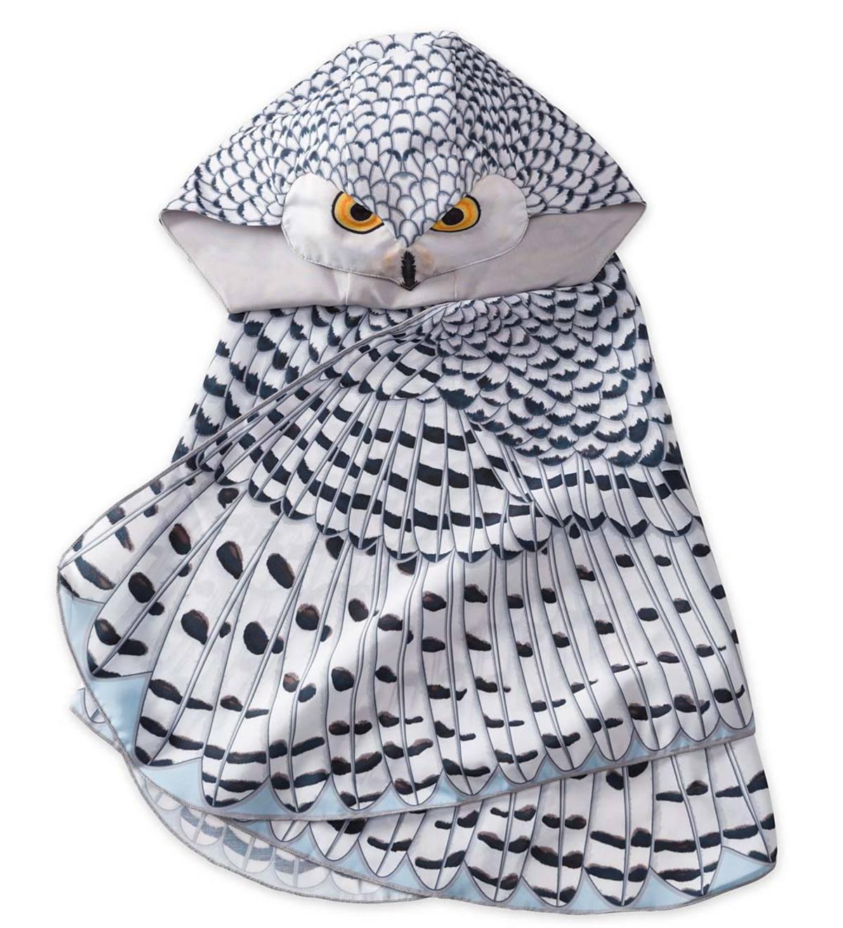 Hooded Owl Wings