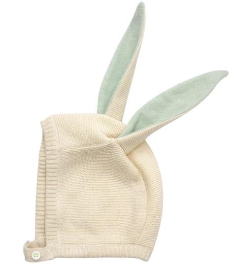 Bunny Baby Bonnet
