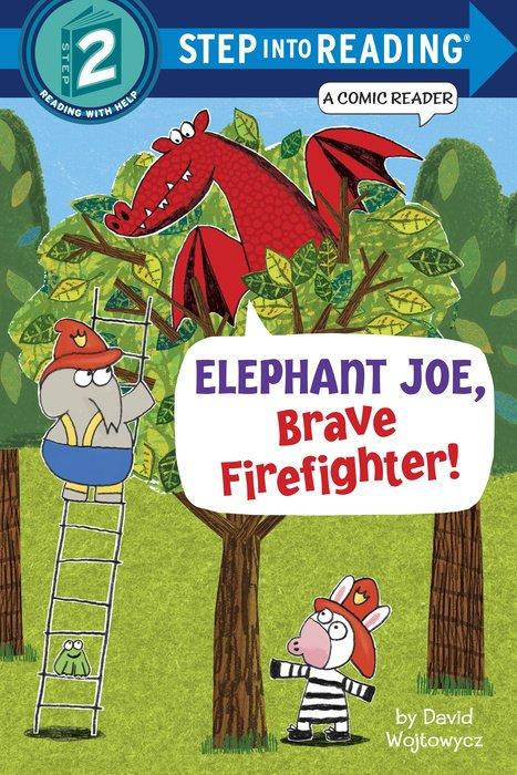 Elephant Joe Brave Firefighter!