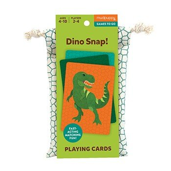 Dino Snap! Card Game