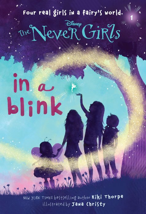 Disney Never Girls #1: In a Blink