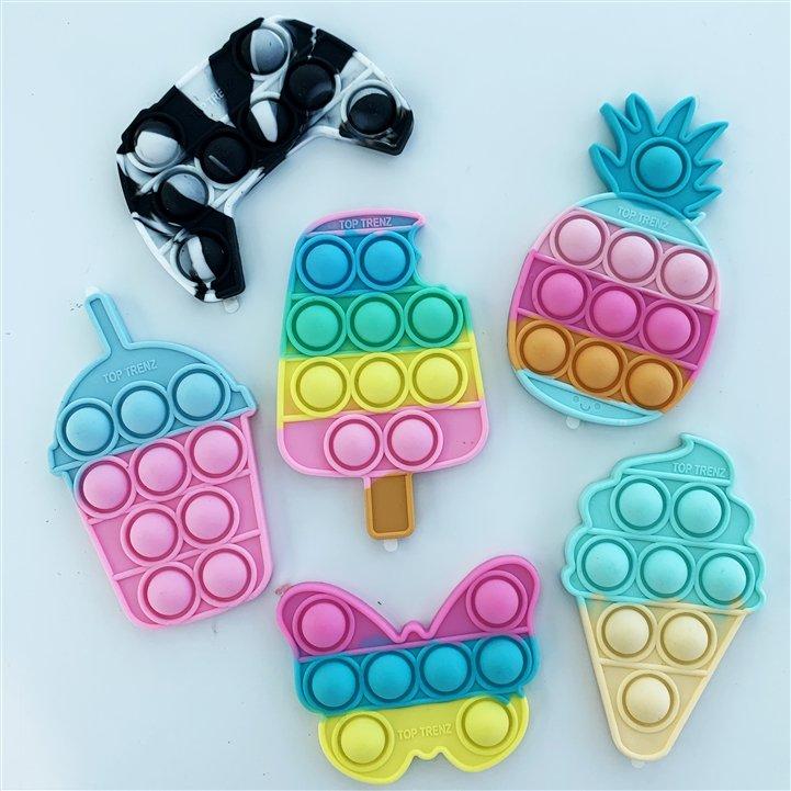 OMG! Pop Fidgety Stickers