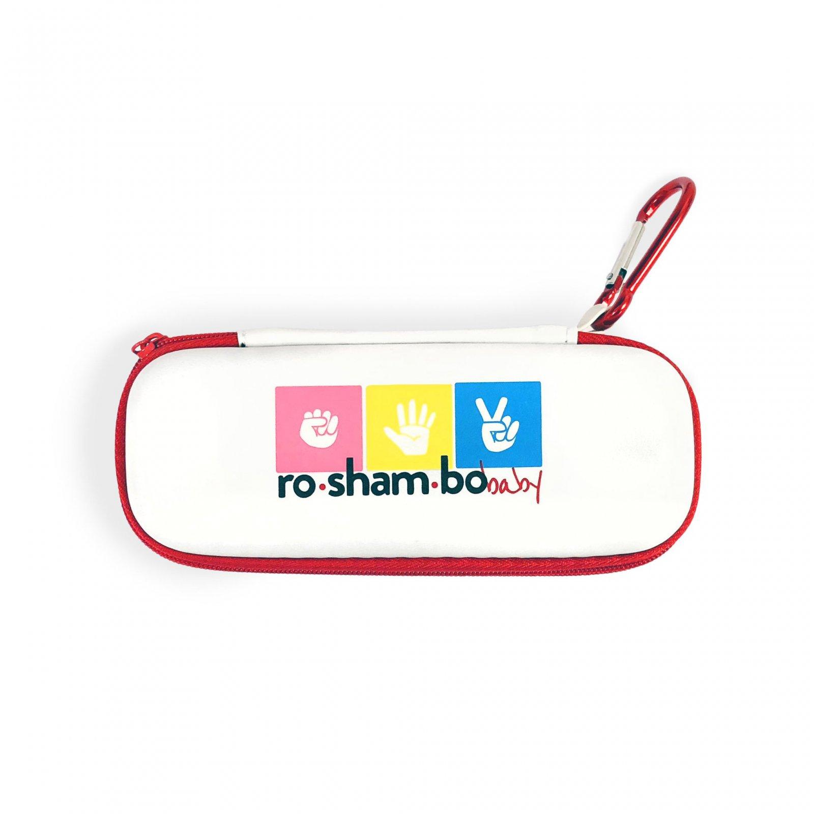 Roshambo Sunglasses Case