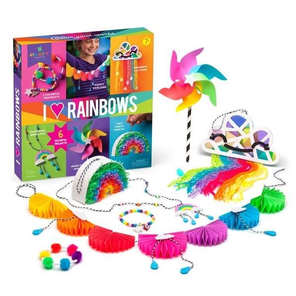 Craft-tastic I Love Rainbows Kit