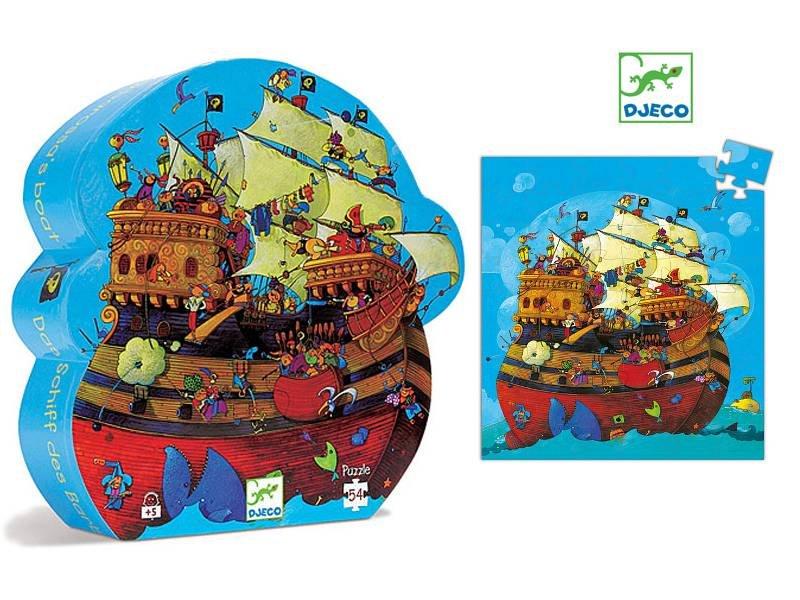 Barbarossa's Boat 54pc Puzzle