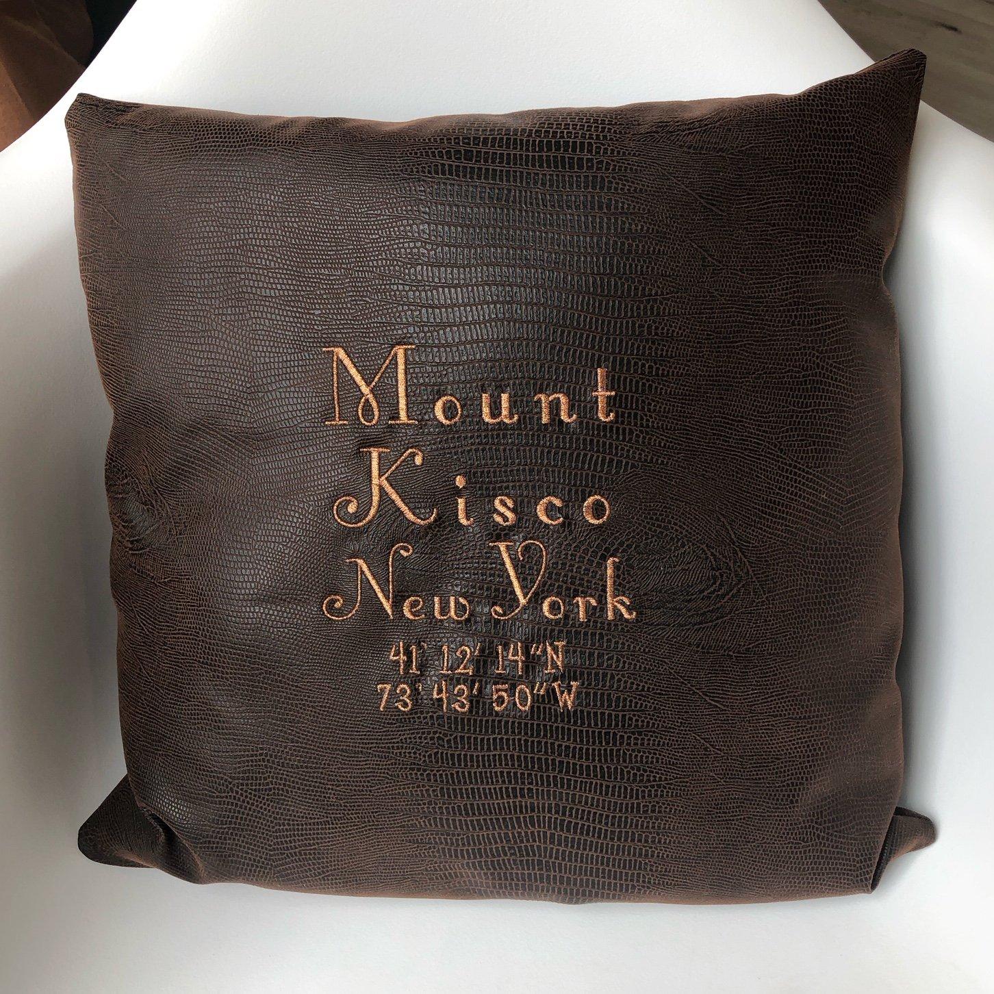 Assorted Mt. Kisco Pillows