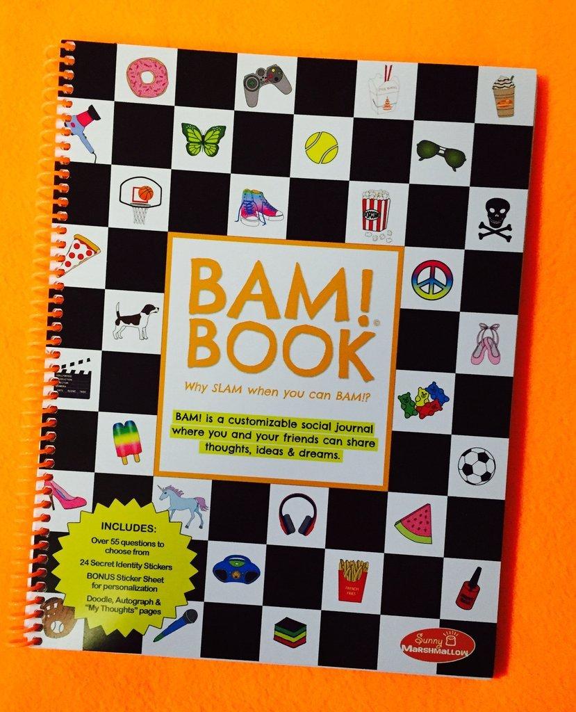 BAM! Book