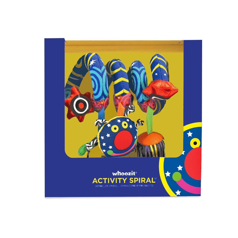 Whoozit Stroller Activity Spiral