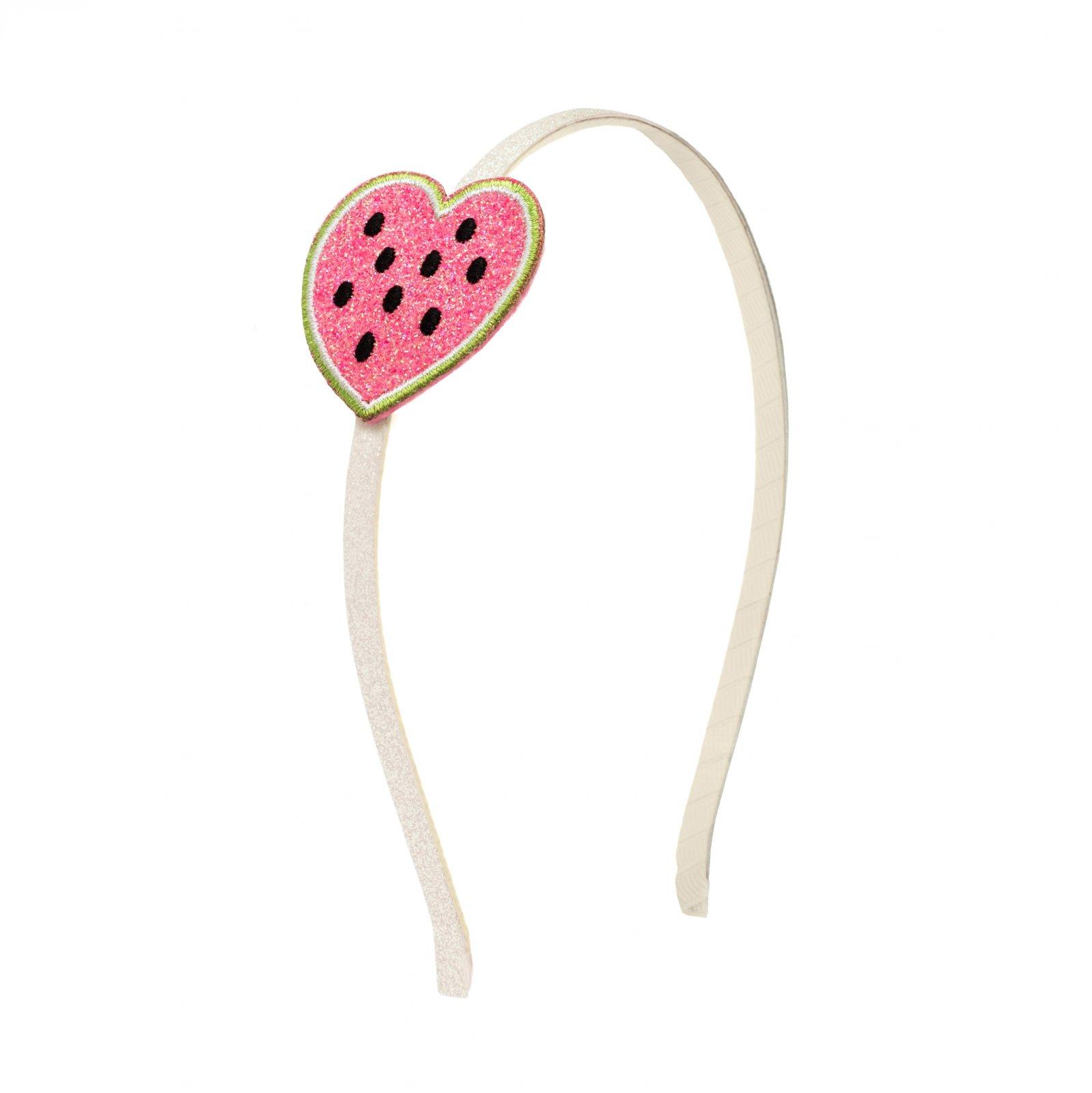 Watermelon Heart Headband