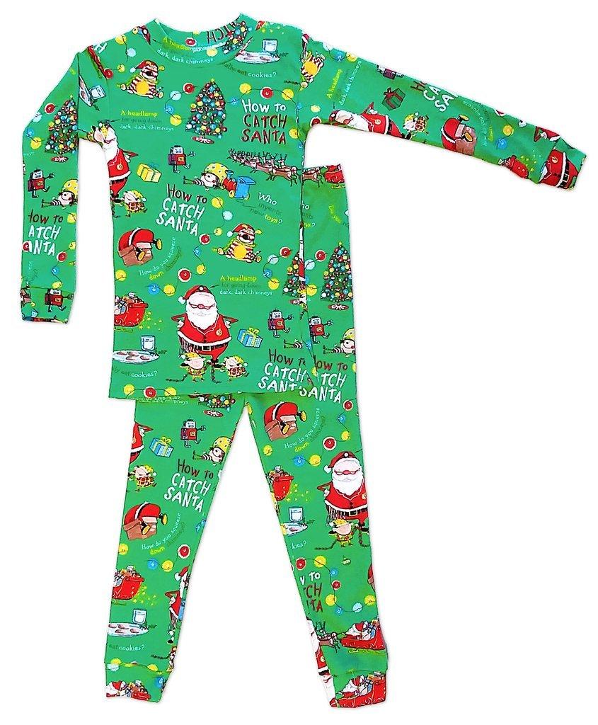 How to Catch Santa Pajama Set