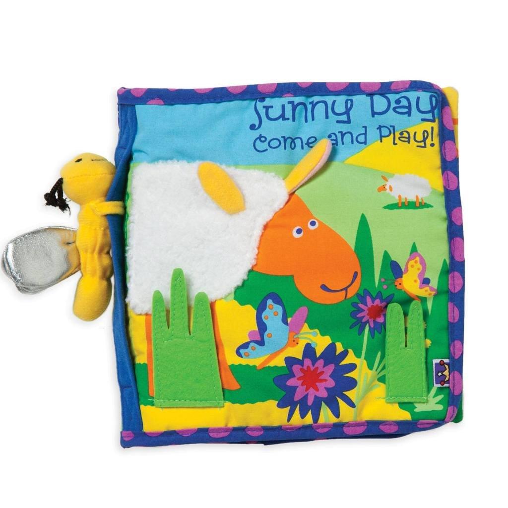Sunny Day Soft Activity Book