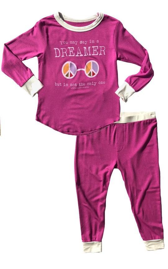 Dreamer Girls Pajama Set