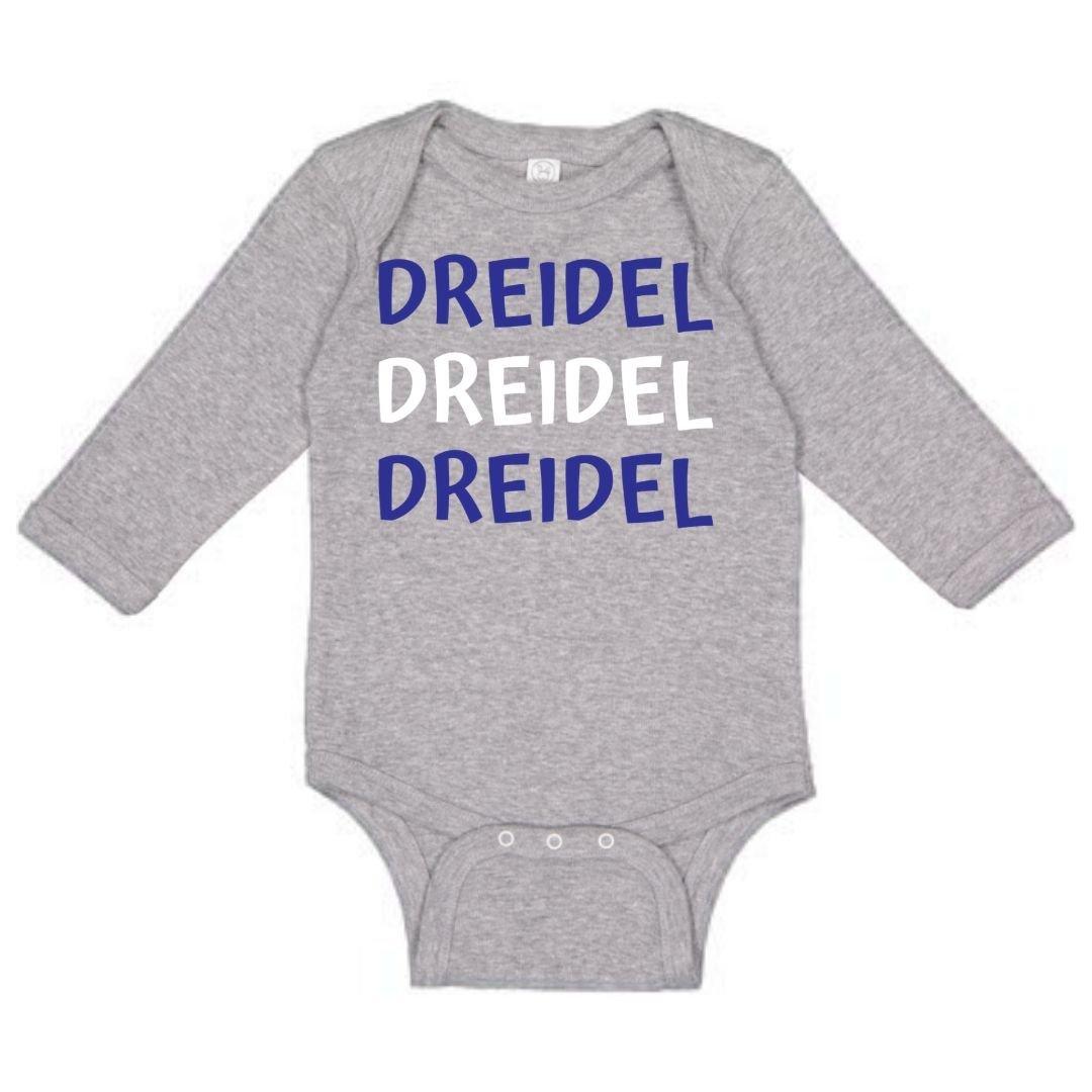 Dreidel Onesie